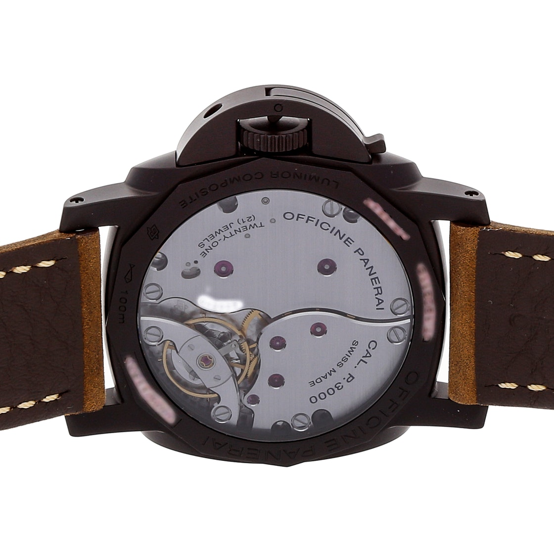 Panerai Luminor 1950 3-Days Composite PAM 375