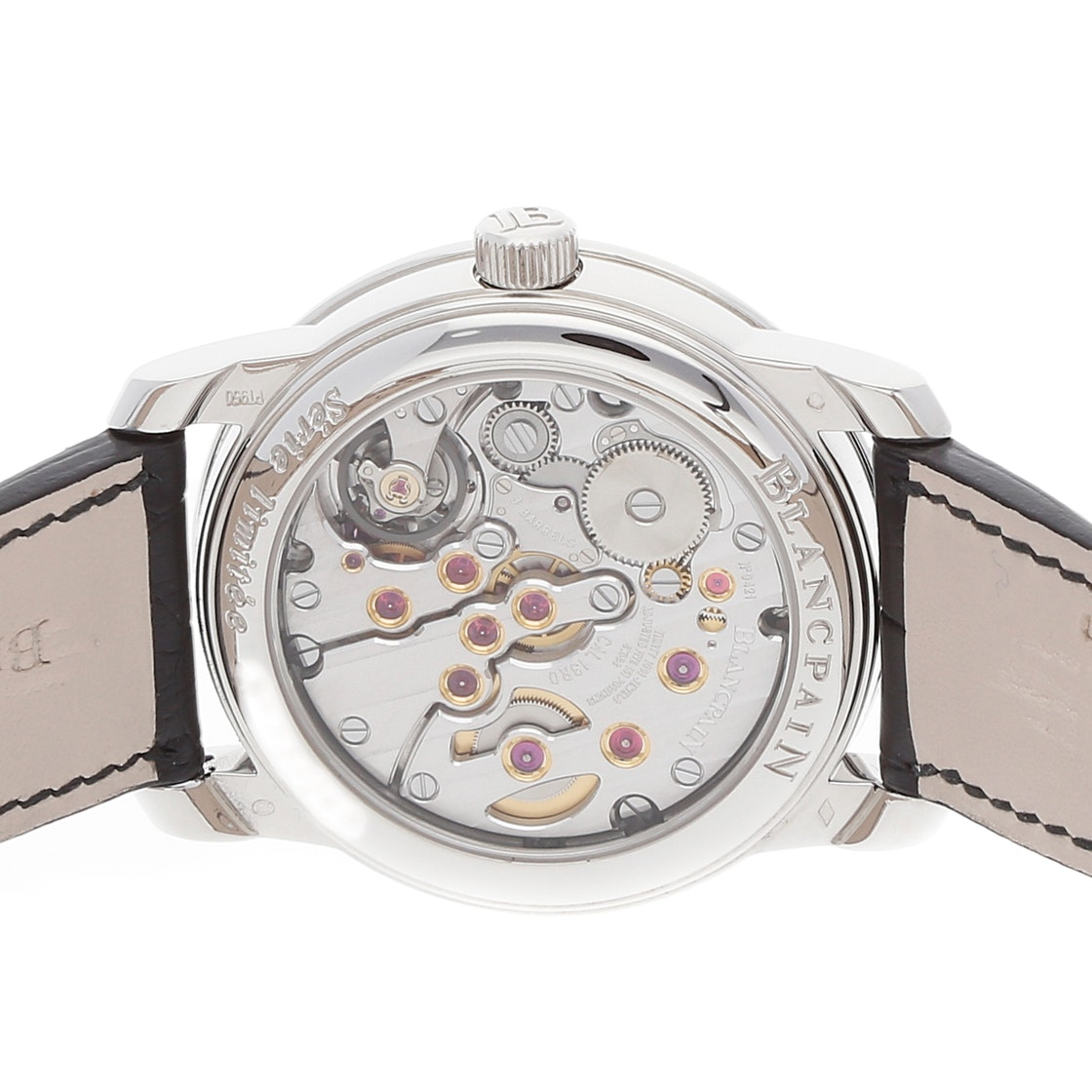 Blancpain Le Brassus 8 Jours Limited Edition 4213-3442-55B