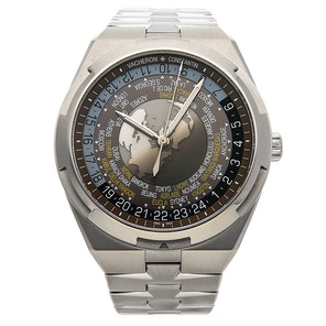 Vacheron Constintin Overseas World Time 7700V/110A-B176