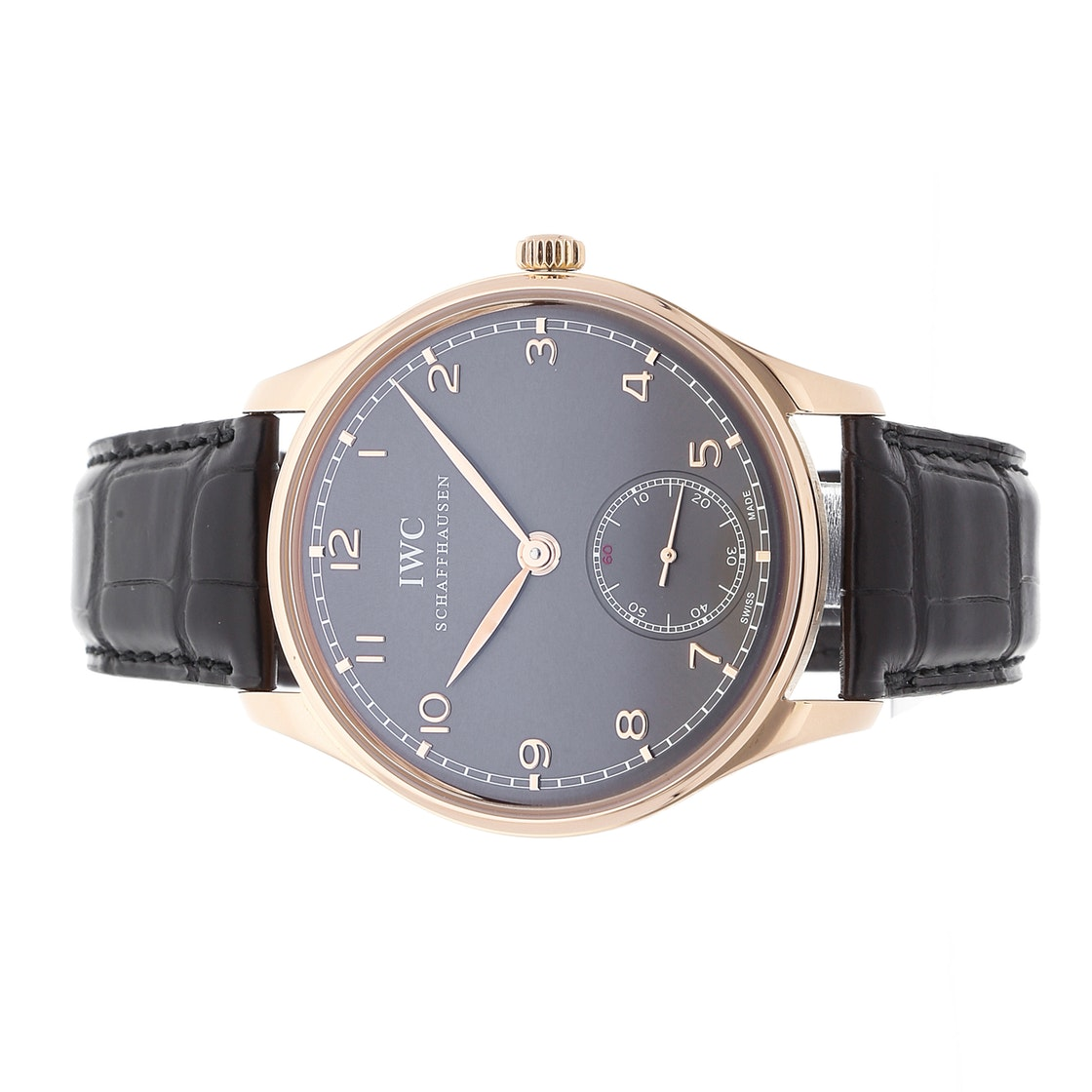 IWC Portuguese Hand Wound IW5454-06