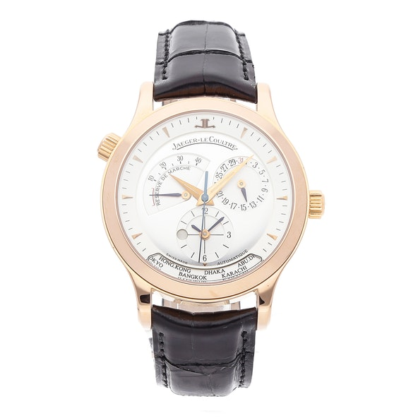 Jaeger-LeCoultre Master Geographic Q1422420