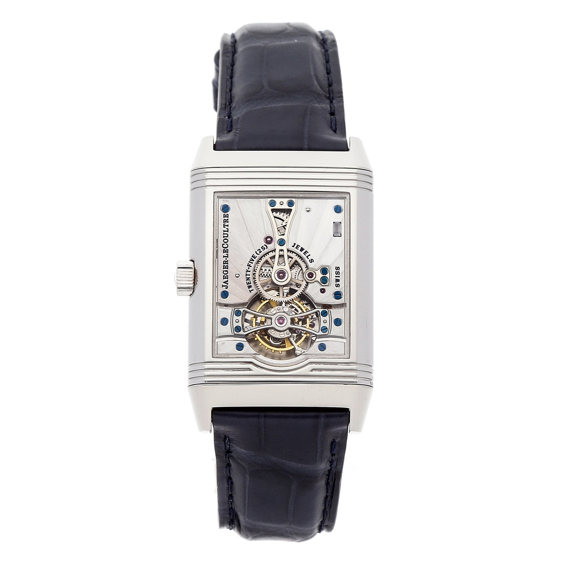 Jaeger-LeCoultre Reverso Number One and Two Tourbillon Limited Edition Q2176440