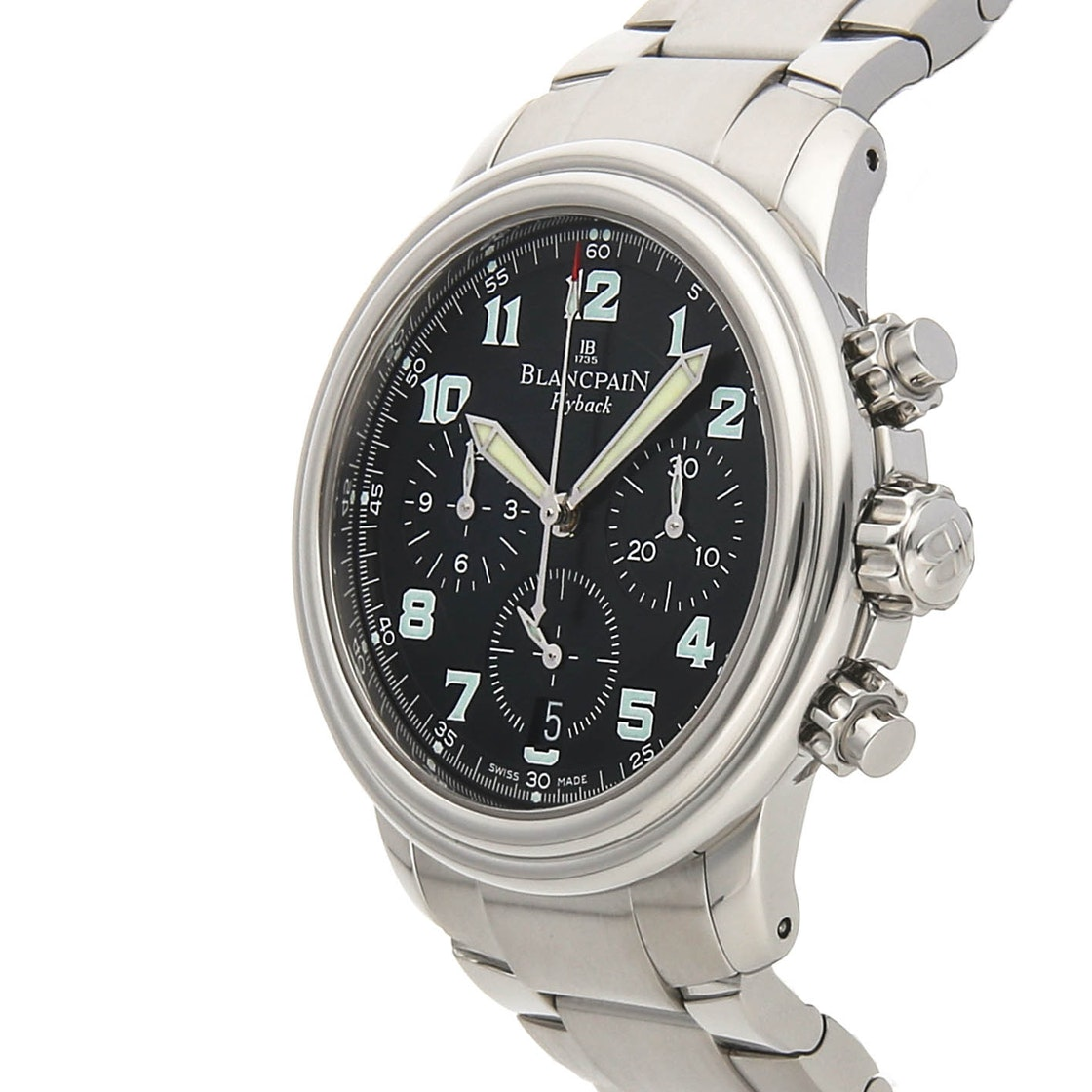 Blancpain Leman Flyback Chronograph 2185F-1130-71
