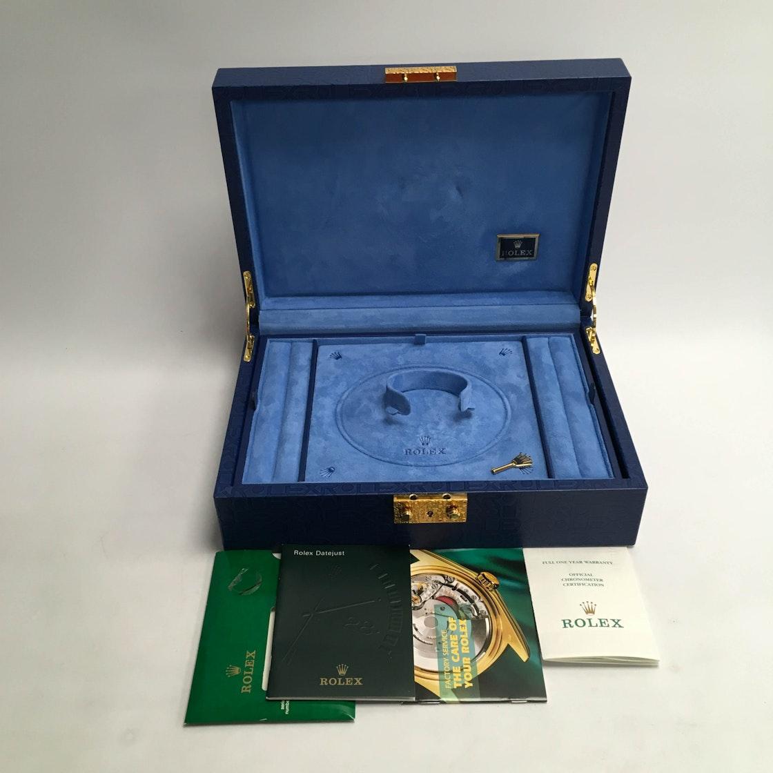 Rolex Datejust 79158