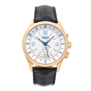 Vulcain Cricket Dual Time 100533.210L