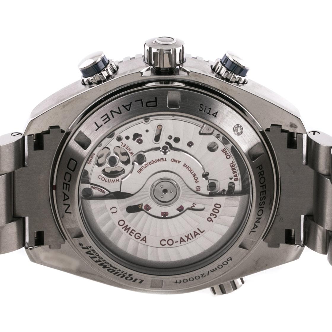 Omega Seamaster Planet Ocean 600m Chronograph 232.90.46.51.03.001