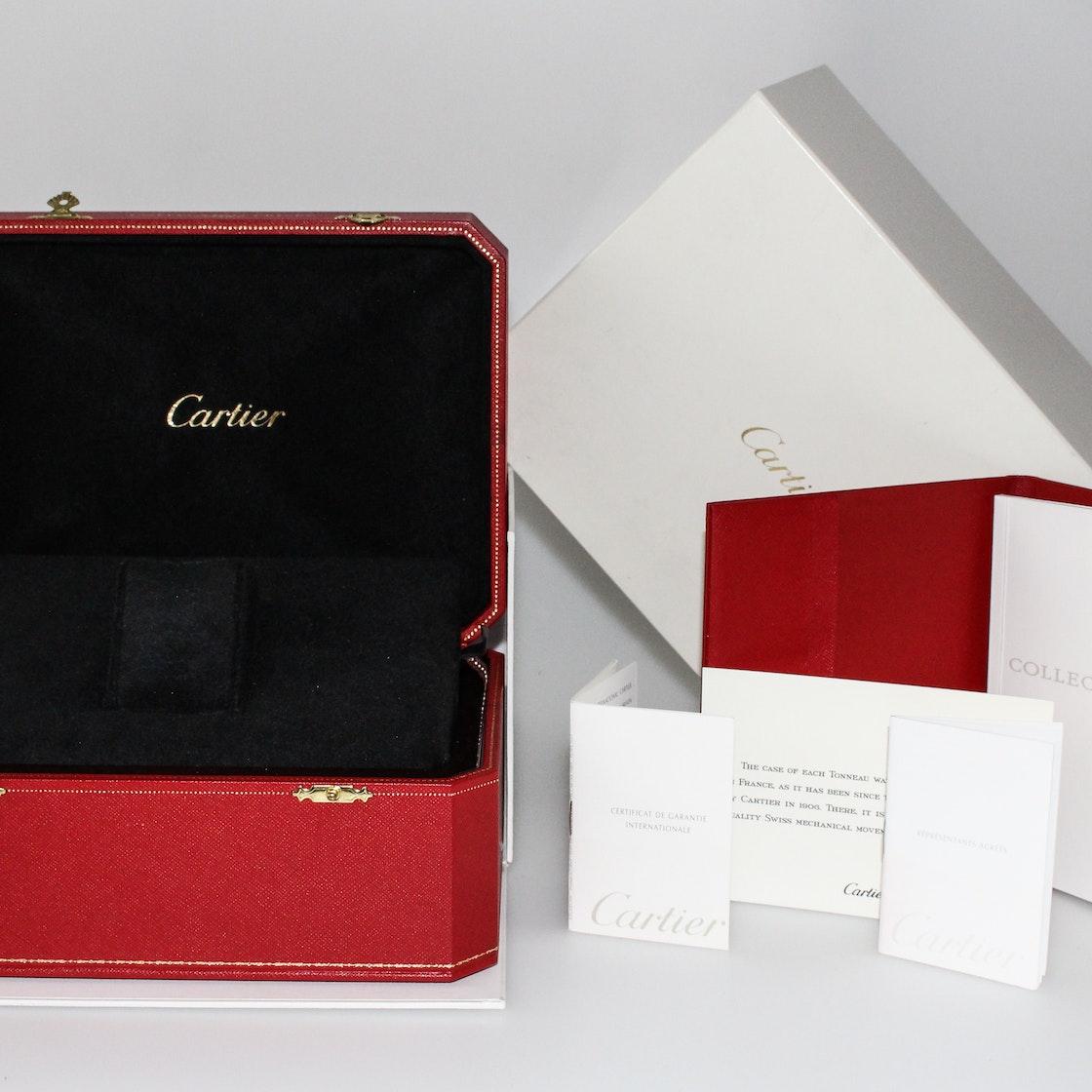 Cartier Tonneau Large W1528152