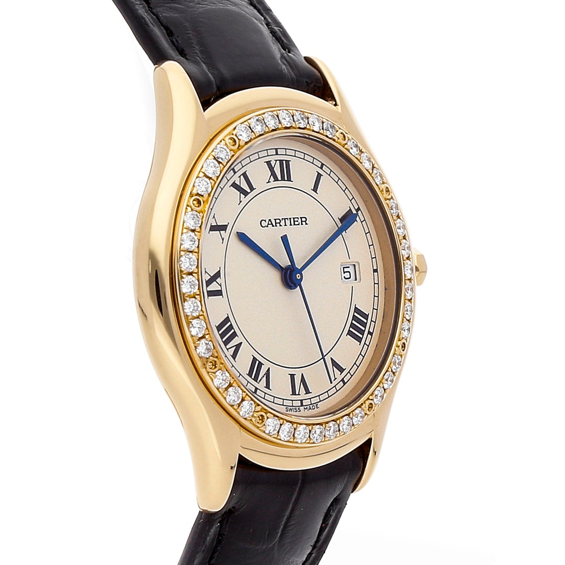 Cartier Cougar WF800451