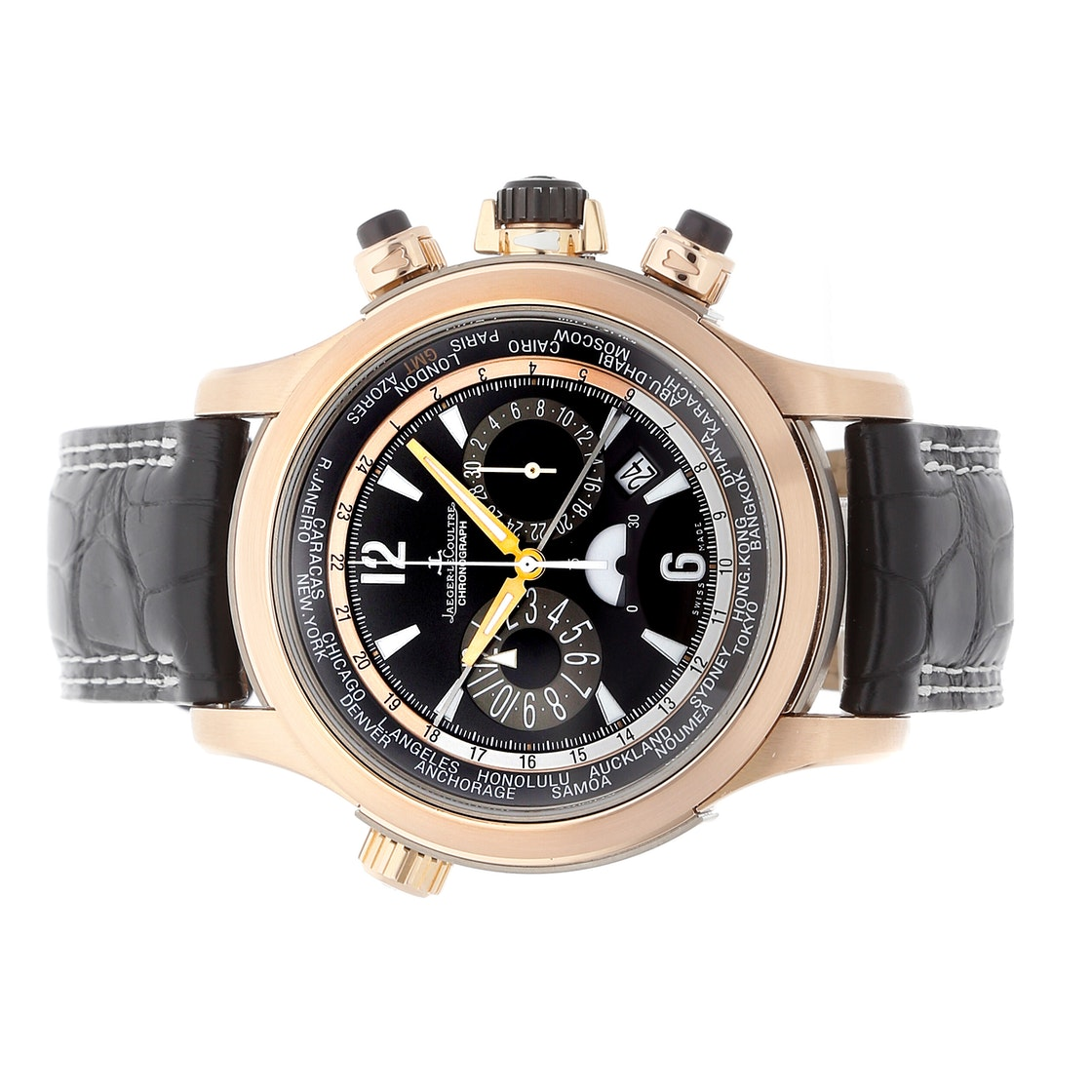 Jaeger-LeCoultre Master Compressor Extreme World Chronograph Limited Edition Q176247U