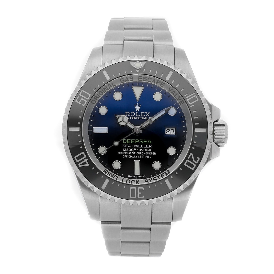 Now Playing: Blue Rolex Watches You Can Actually Buy