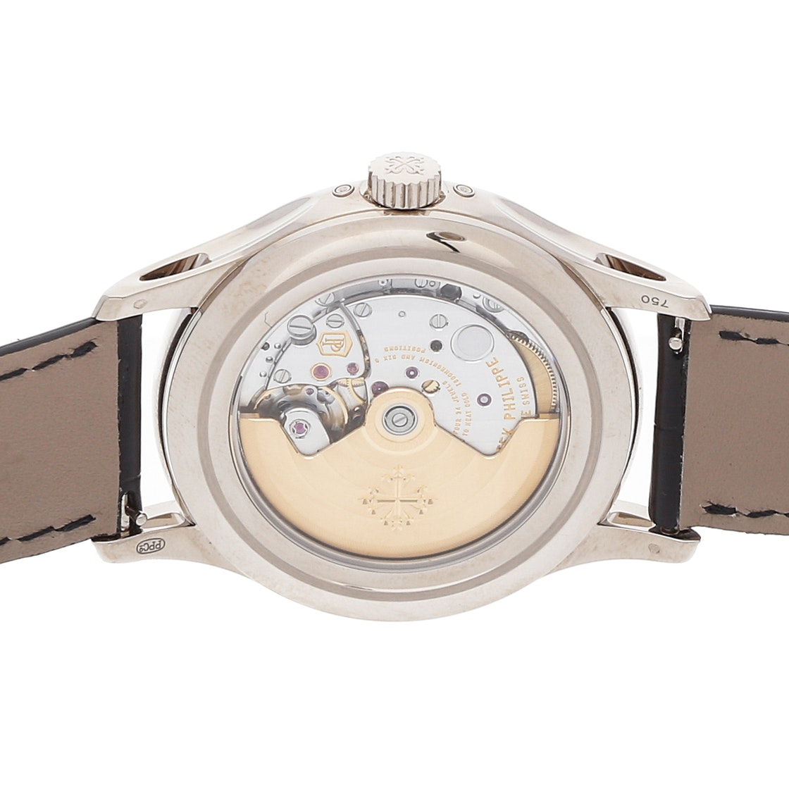 Patek Philippe Complications Annual Calendar 5205G-013