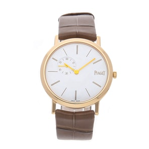 Piaget Altiplano Ultra Thin G0A39105