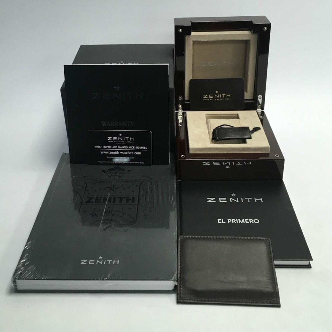 Zenith El Primero Defy Xtreme Chronograph 96.0525.4000/21.R642