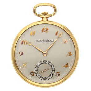Patek Philippe Vintage Pocket Watch
