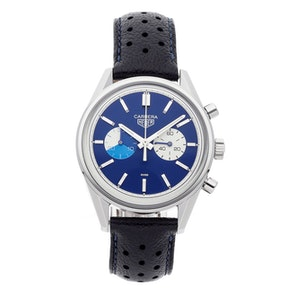 "Tag Heuer X The Rake X Revolution Carrera Chronograph ""Blue Dreamer"" CAR221C.FC6350"
