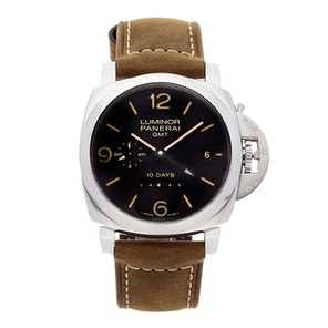 Panerai Luminor 1950 10-Days GMT Acciaio PAM 533