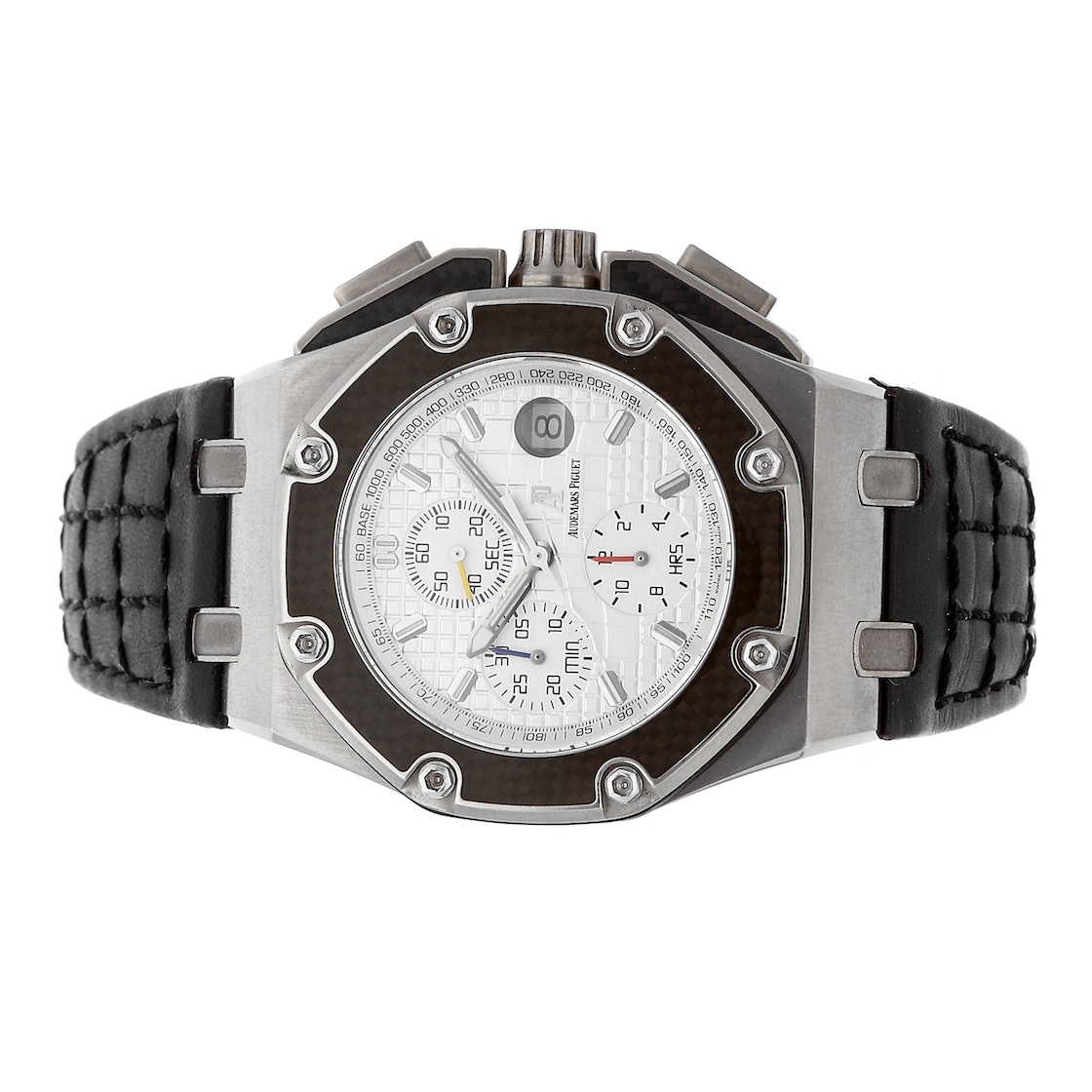 "Audemars Piguet Royal Oak Offshore Chronograph ""Juan Pablo Montoya"" Limited Edition 26030IO.OO.D001IN.001"
