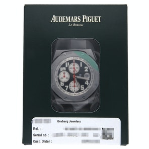 Audemars Piguet Royal Oak Offshore Tour 26184ST.00.D003CU.01
