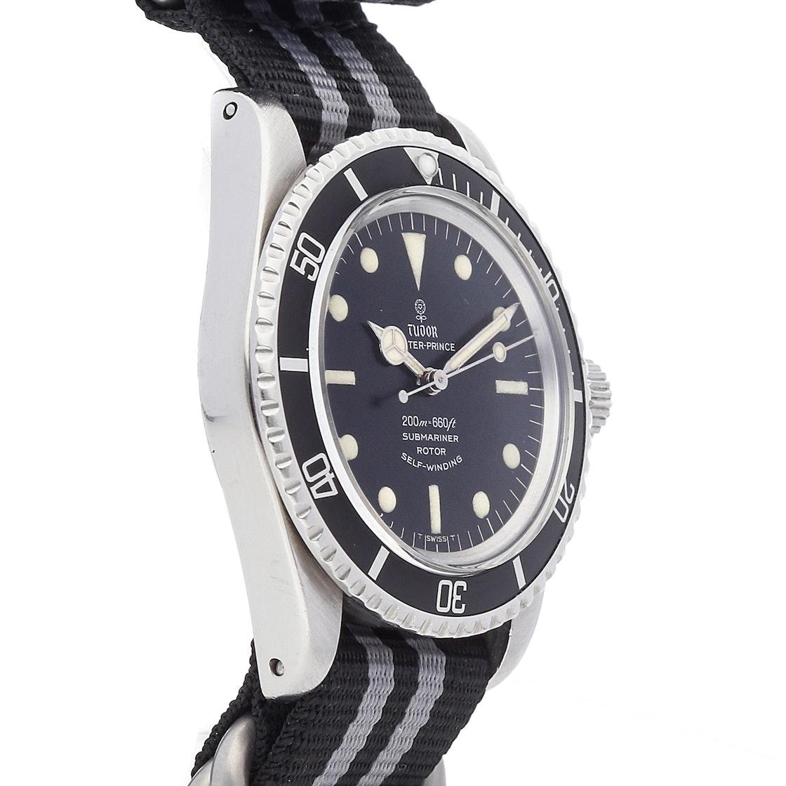 Tudor Oyster Prince Submariner 7928