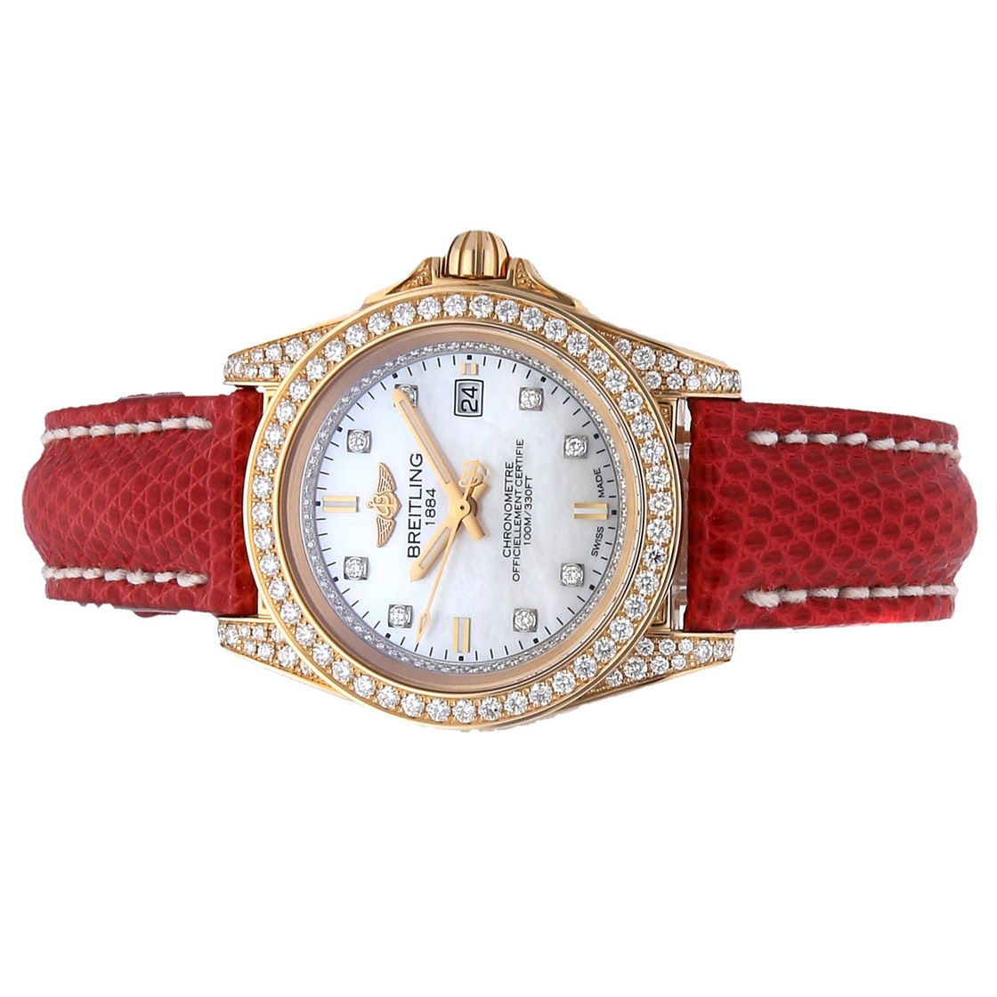 Breitling Galactic Sleek Edition Limited Edition H7133063/A804