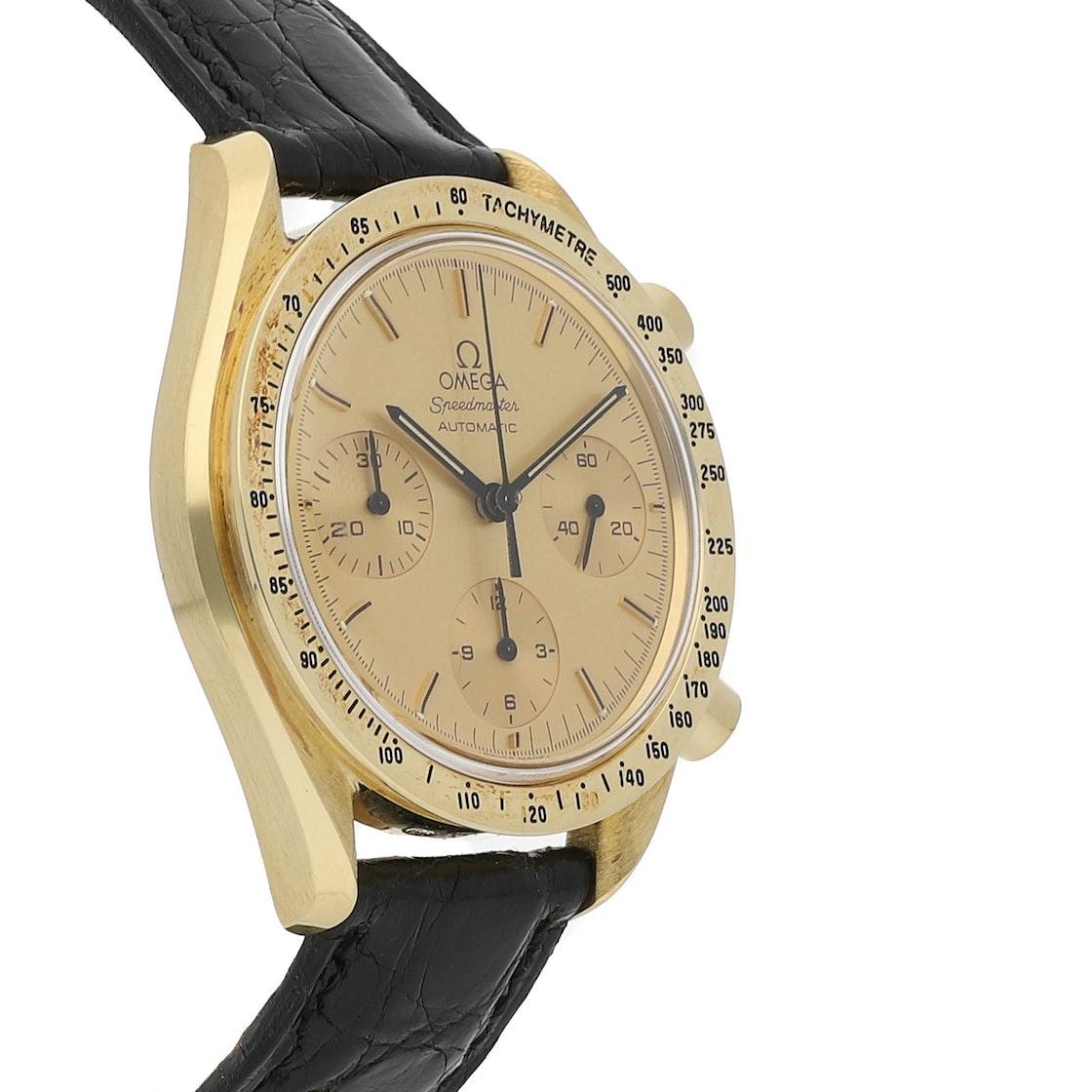 Omega Speedmaster Reduced Chronograph 3614.10.10
