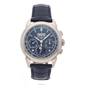 Patek Philippe Grand Complications Perpetual Calendar Chronograph 5270G-014