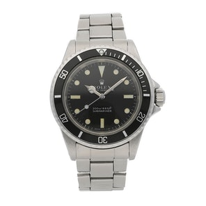 Rolex Vintage Submariner No Date 5513