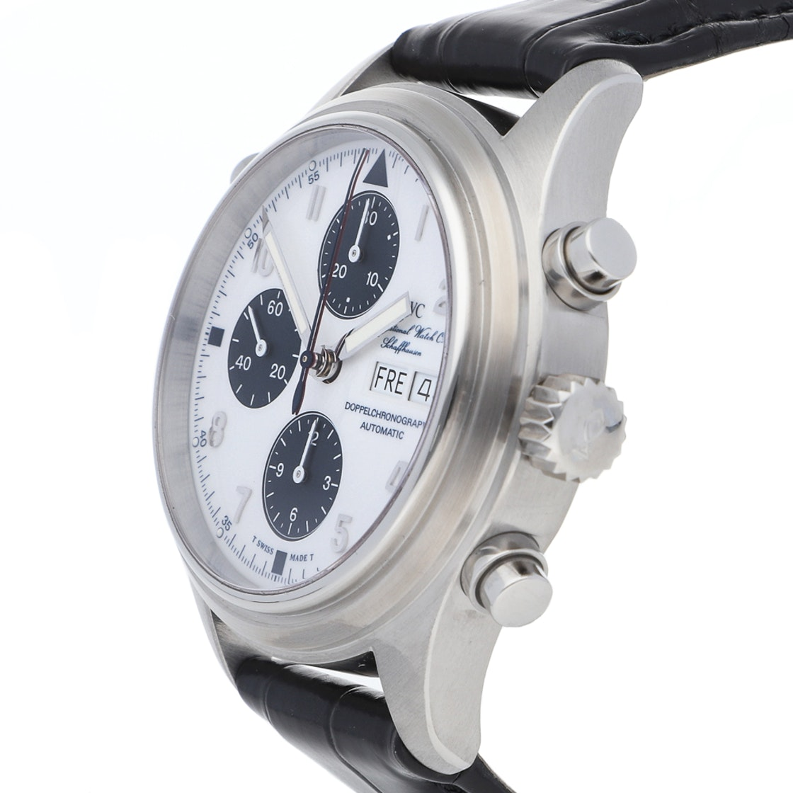 IWC Pilot's Double Chronograph IW3713-29