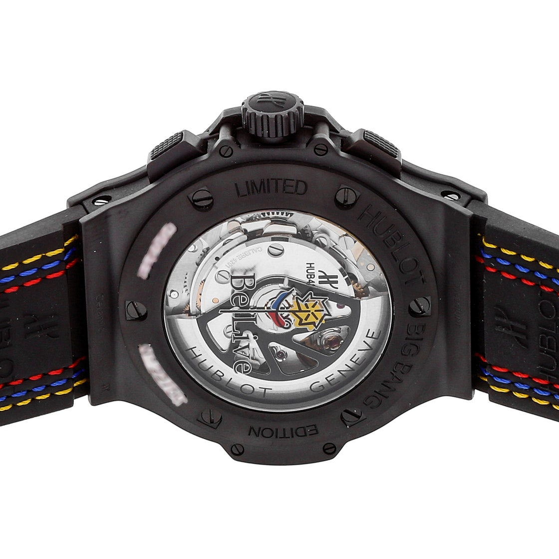 Hublot Big Bang Bogota Be Live Foundation Limited Edition 310.CI.1190
