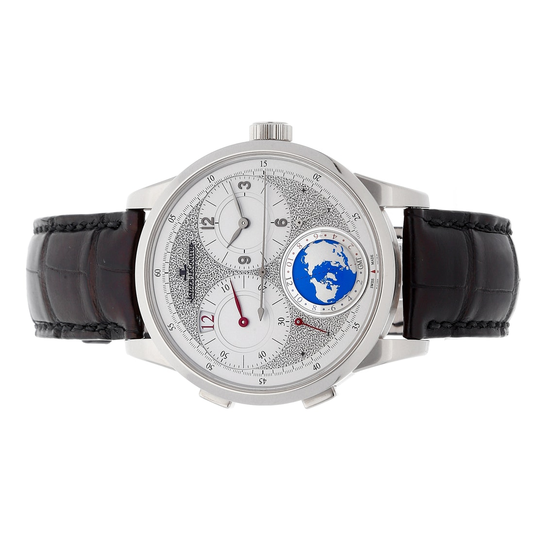 Jaeger-LeCoultre Duometre Unique Travel Time Limited Edition Q606344U