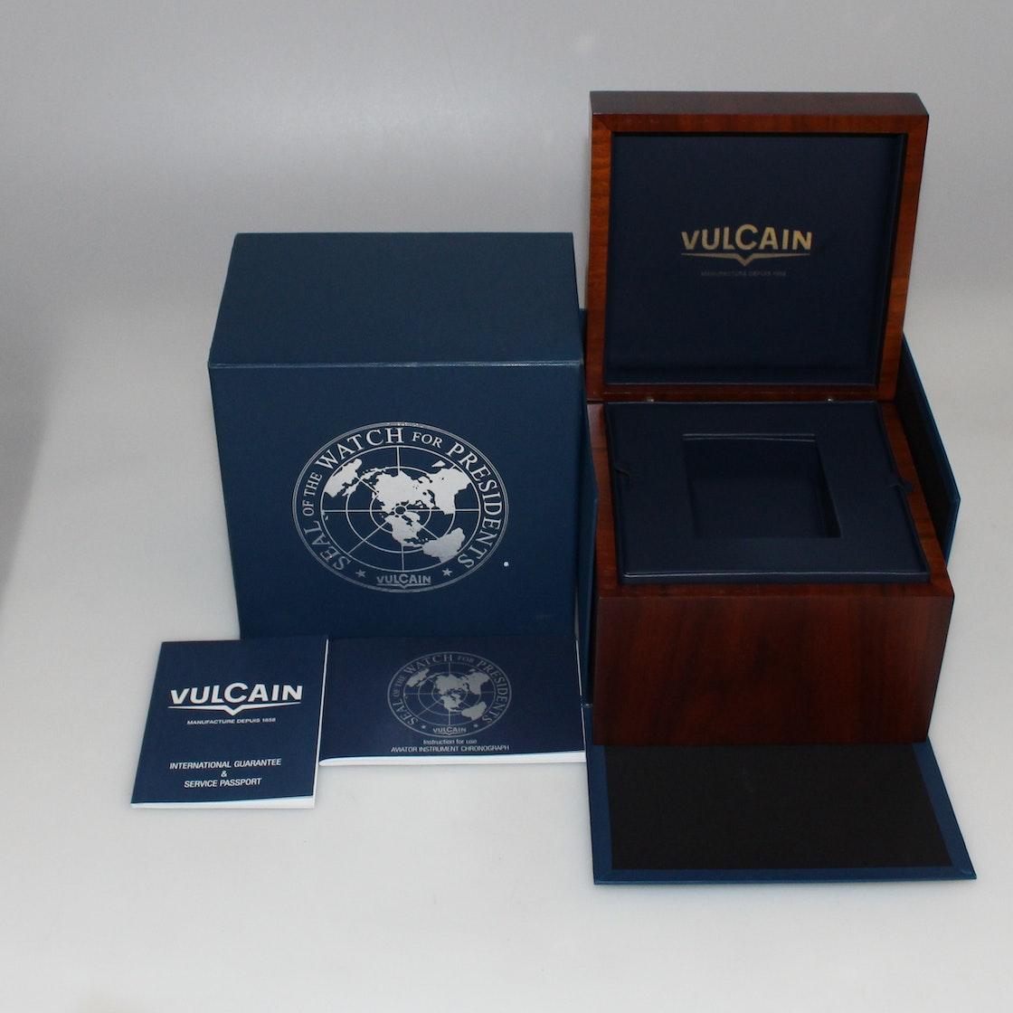 Vulcain 50s Presidents' Watch 110651.287L