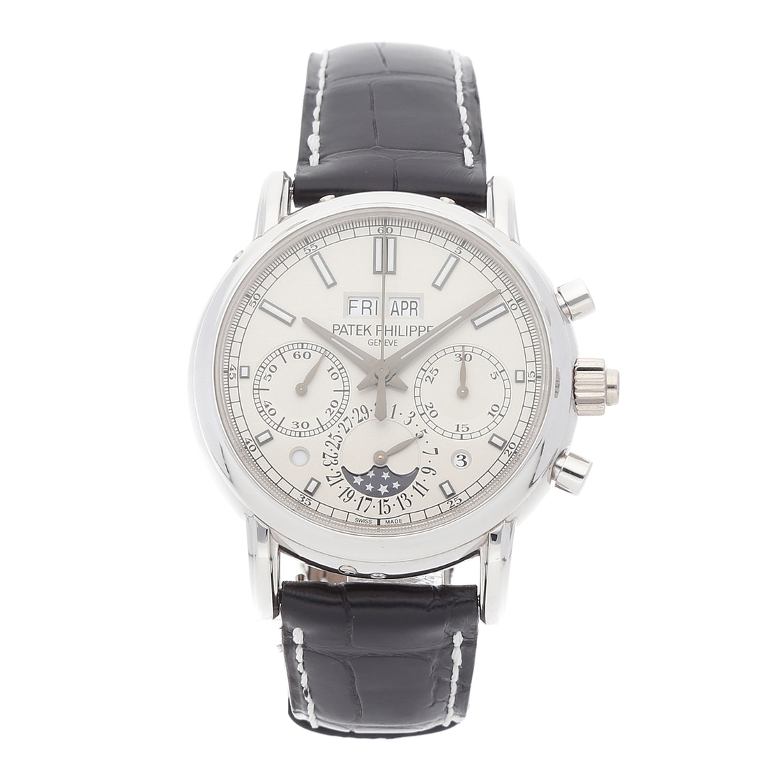 wholesale dealer 0d5ba 18b51 Patek Philippe Grand Complications Split-Seconds 5204P-001