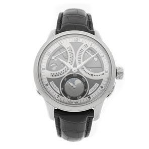 Maurice Lacroix Masterpiece Lune Retrograde Limited Edition MP7278-SS001-320