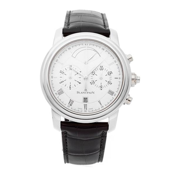 Blancpain Le Brassus Split-Seconds Chronograph 4246P-3442A-55B