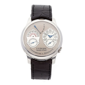 F.P. Journe Chronometre A Resonance III
