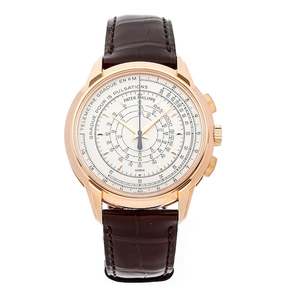 Patek Philippe Complications Multi-Scale Chronograph 175th Anniversary 5975R-001