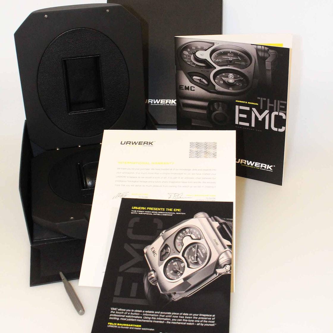 Urwerk EMC EMC