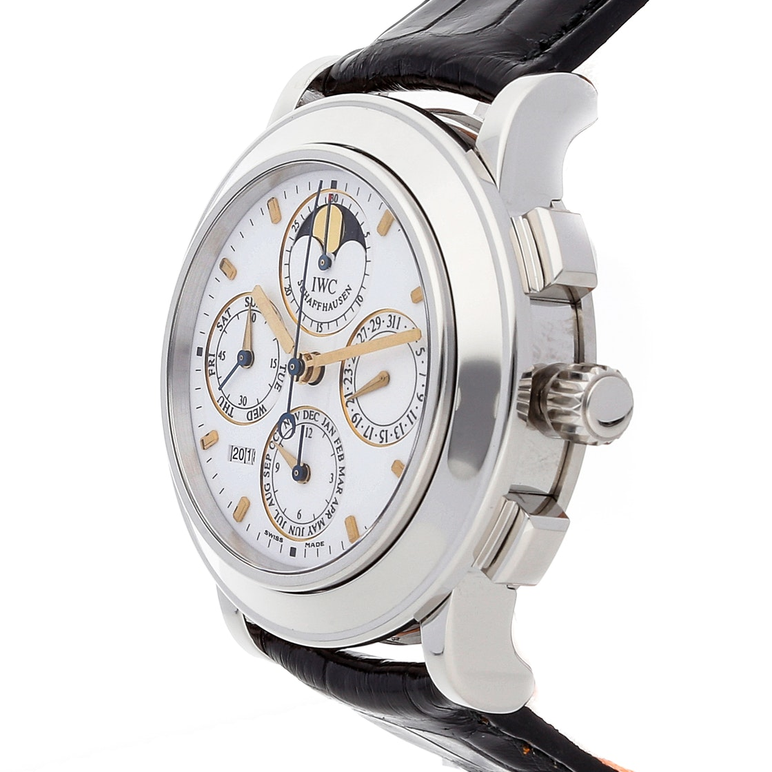 IWC Grande Complication Minute Repeater Perpetual Calendar Limited Edition IW3770-03