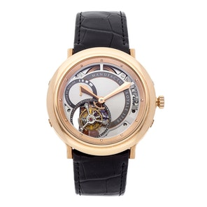 Manufacture Royale 1770 Flying Tourbillion 1770.RG W/SILV
