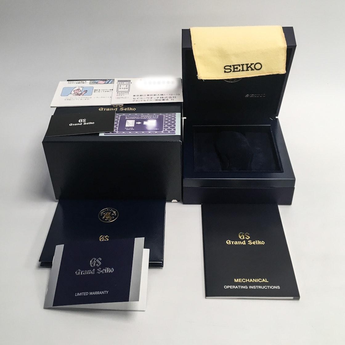 Grand Seiko Hi-Beat 36000 SBGH045