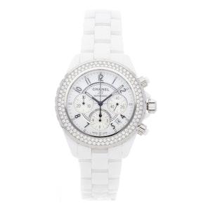Chanel J12 Chronograph H1008