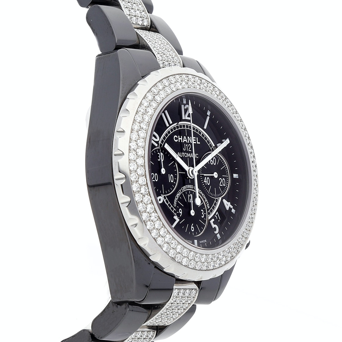 Chanel J12 Chronograph H1706