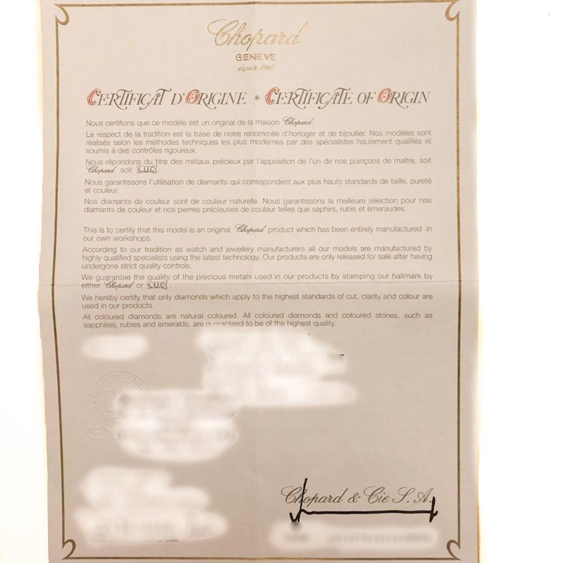 Chopard L.U.C. Dual Tec GMT 16/2274