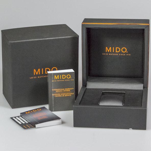 Mido Multifort Chronograph M005614A