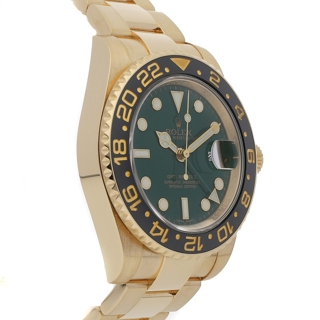 Pre-Owned Rolex GMT Master II 116718LN