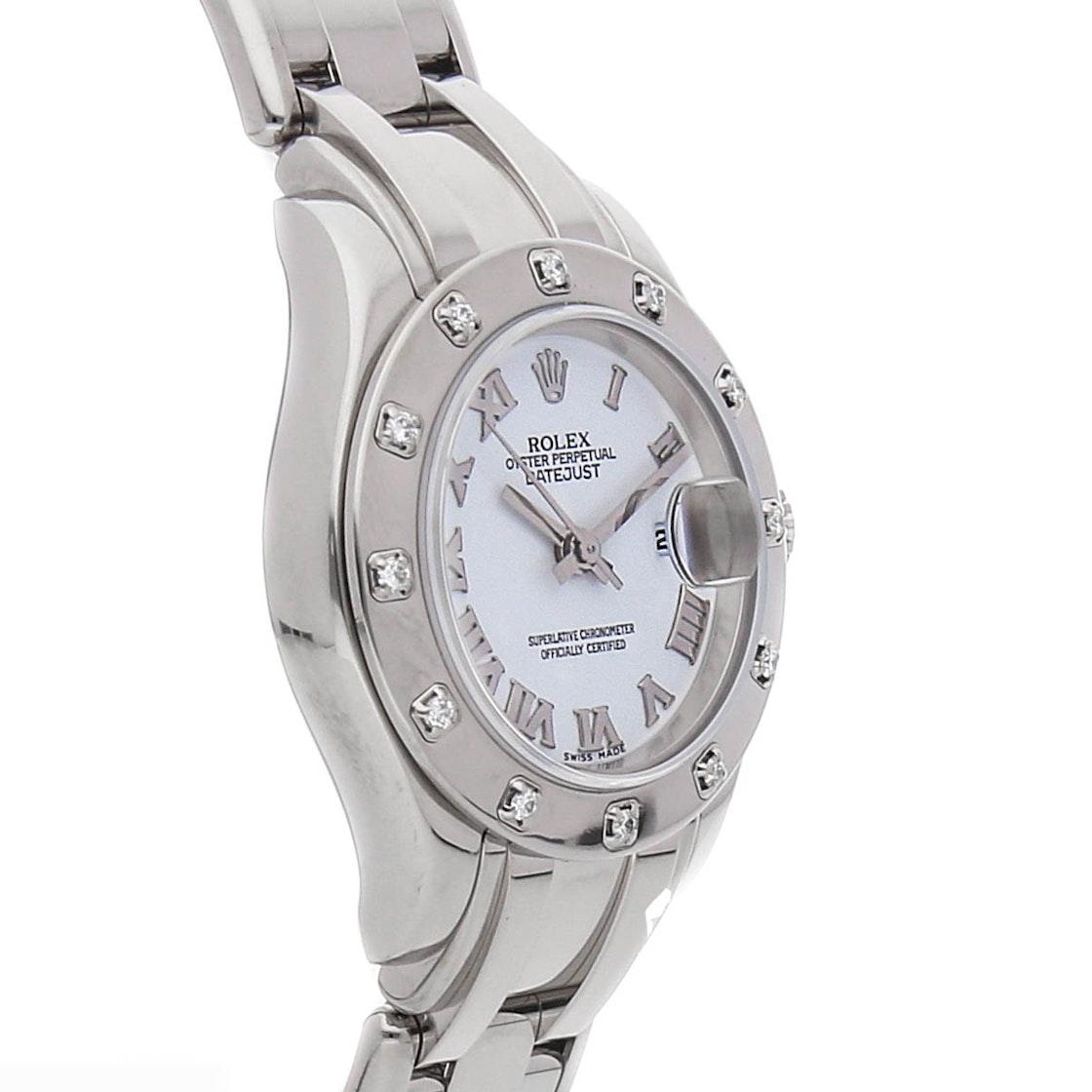 Rolex Pearlmaster Datejust Masterpiece 80319