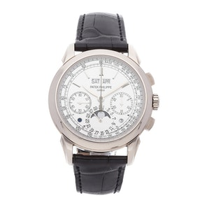 Patek Philippe Grand Complications Perpetual Calendar Chronograph 5270G-018