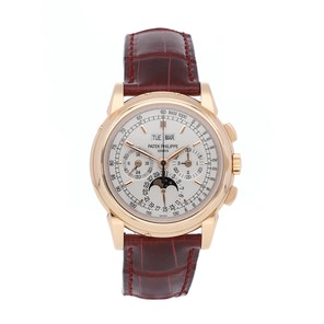 Patek Philippe Grand Complications Perpetual Calendar Chronograph 5970R-001