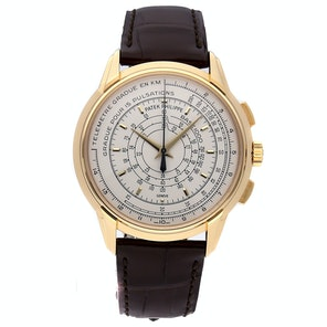 Patek Philippe 175th Anniversary Complications Chronograph 5975J-001