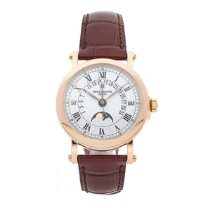 Patek Philippe Grand Complications Perpetual Calendar Retrograde 5059R-001